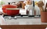 台所のお掃除はとれるNO.1で
